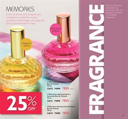 Fragrances offers in the Oriflame catalogue in Ahmedabad