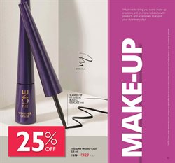 Liner offers in the Oriflame catalogue in Delhi