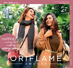 Offers from Oriflame in the Mumbai leaflet