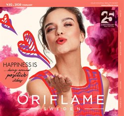 Oriflame catalogue ( 10 days left )