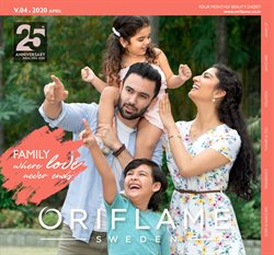 Oriflame catalogue ( 23 days left )