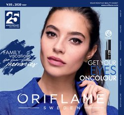 Oriflame catalogue ( 5 days left )