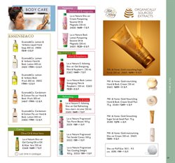 Offers of Love Nature in Oriflame