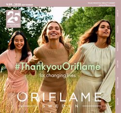 Perfume & Beauty offers in the Oriflame catalogue ( 2 days left )