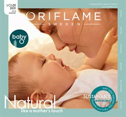 Perfume & Beauty offers in the Oriflame catalogue in Hyderabad ( 8 days left )