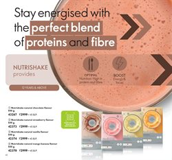 Offers of Chocolate in Oriflame