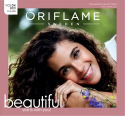Perfume & Beauty offers in the Oriflame catalogue ( 17 days left )