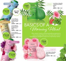 Offers of Soap in Oriflame