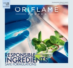 Perfume & Beauty offers in the Oriflame catalogue ( 26 days left)