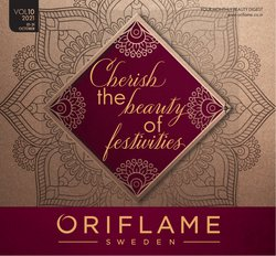 Perfume & Beauty offers in the Oriflame catalogue ( 8 days left)