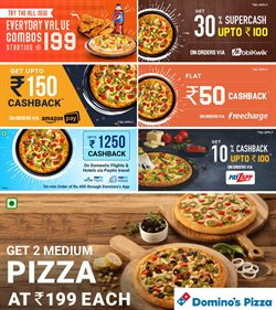 Domino's Pizza catalogue ( 9 days left )