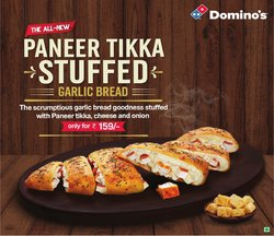 Domino's Pizza offers in the Domino's Pizza catalogue ( 8 days left)