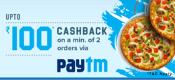 Restaurants offers in the Domino's Pizza catalogue in Bhatpara