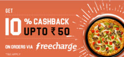 Restaurants offers in the Domino's Pizza catalogue in Ranchi