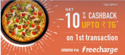 Domino's Pizza coupon in Bangalore ( 24 days left )