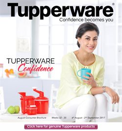 Home & Kitchen offers in the Tupperware catalogue in Bangalore
