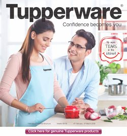 Offers from Tupperware in the Delhi leaflet