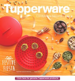 Home & Kitchen offers in the Tupperware catalogue in Agra