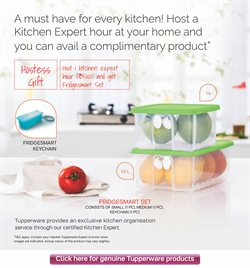 Batteries offers in the Tupperware catalogue in Delhi