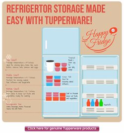 Storage offers in the Tupperware catalogue in Delhi
