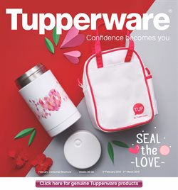 Home & Kitchen offers in the Tupperware catalogue in Mira and Bhayander