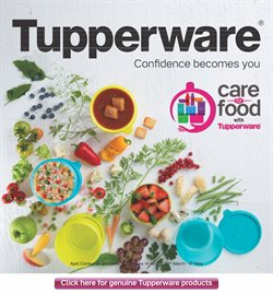 Offers from Tupperware in the Salem leaflet