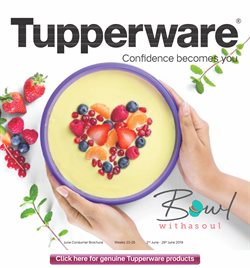 Offers from Tupperware in the Mumbai leaflet