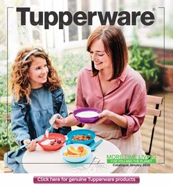 Home & Kitchen offers in the Tupperware catalogue in Delhi