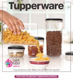 Tupperware catalogue ( 1 day ago )