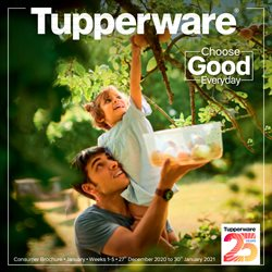 Home & Kitchen offers in the Tupperware catalogue in Delhi ( 7 days left )