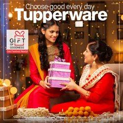 Home & Kitchen offers in the Tupperware catalogue ( 7 days left)