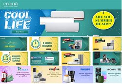 Mobiles & Electronics offers in the Croma catalogue in Bhavnagar