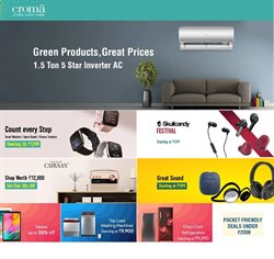 Croma catalogue ( 8 days left )