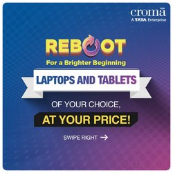 Mobiles & Electronics offers in the Croma catalogue ( 16 days left)