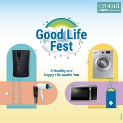 Mobiles & Electronics offers in the Croma catalogue ( Expires today)