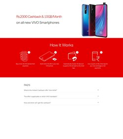 Smartphones offers in the Airtel catalogue in Amritsar