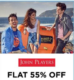 Offers from Jabong in the Delhi leaflet