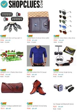 Offers of Bags in Shopclues