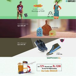 Shopclues offers in the Shopclues catalogue ( 7 days left)
