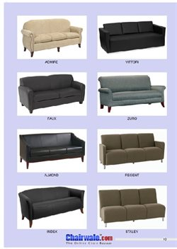 Sofa offers in the Chairwale catalogue in Delhi