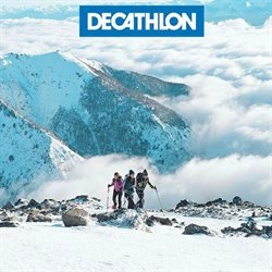 Offers from Decathlon in the Delhi leaflet