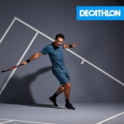 Offers from Decathlon in the Ghaziabad leaflet