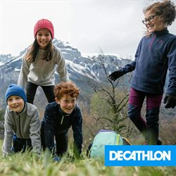 Offers from Decathlon in the Ahmedabad leaflet