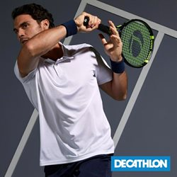 Offers from Decathlon in the Mumbai leaflet