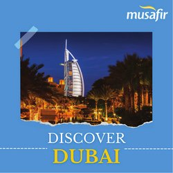 Travel offers in the Musafir catalogue ( 10 days left)
