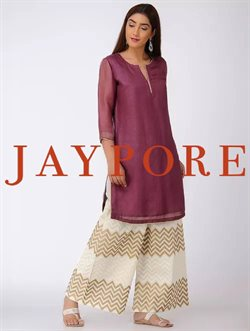 Offers from Jaypore in the Delhi leaflet