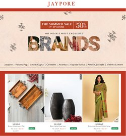 Jaypore offers in the Jaypore catalogue ( 6 days left)