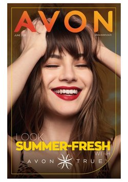 Perfume & Beauty offers in the Avon catalogue ( 8 days left)