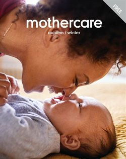 Mothercare catalogue ( More than a month )
