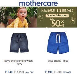 Toys & babies offers in the Mothercare catalogue ( 2 days left)